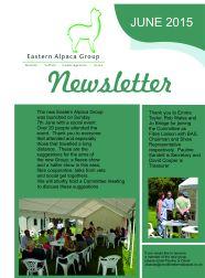 EAG Newsletter 1